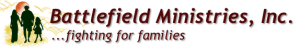 Battlefield Ministries, Inc. Logo